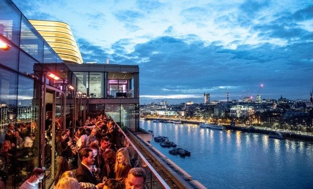 best rooftop bars London