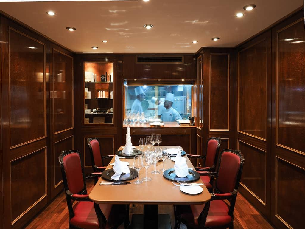 Hire the Davidoff Room | Chef's Tables - Flavour Venue Search