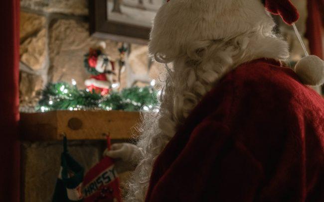 Virtual Santa experience