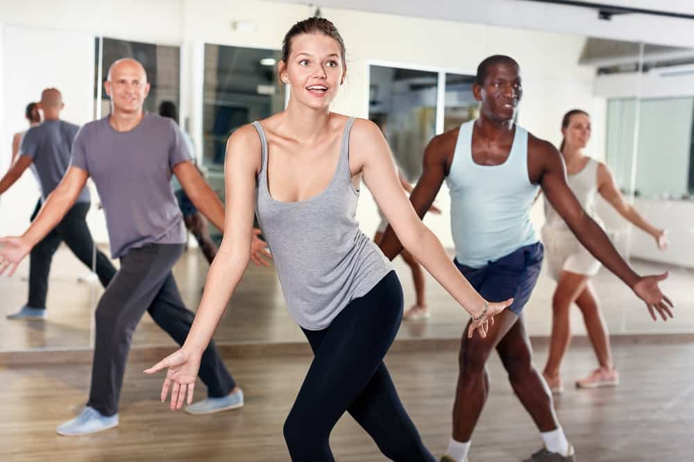 virtual dance workshop